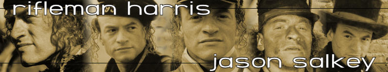 The Video Diaries of Rifleman Harris - Jason Salkey - official site, graphic copyright riflemanharris.co.uk